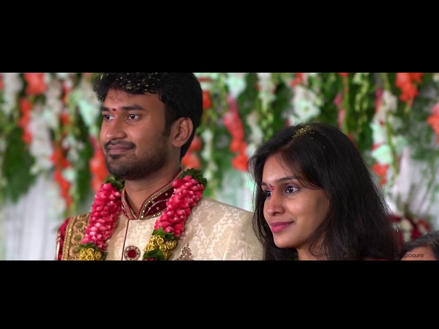 Sindhura Weds Rana Koushik Engagement Teaser #Photoexposure