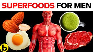 11 Best Superfoods For Men