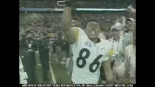 Walt Disney World - Super Bowl XL Hines Ward (2006) Commercial