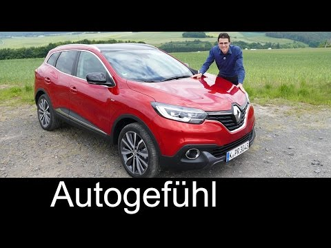 All-new Renault Kadjar Bose Edition FULL REVIEW test driven