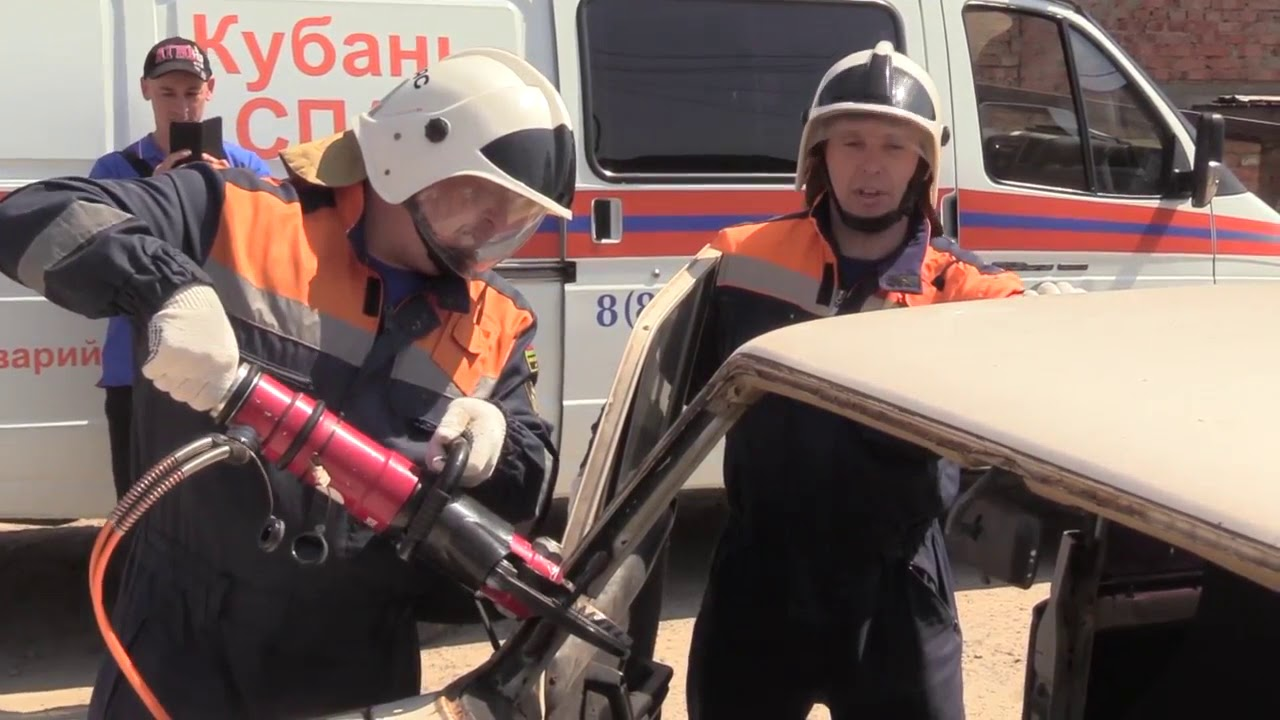 Гулькевичские пожарные и спасатели  отметили свой профессиональный праздник