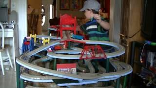 Thomas The Train  Table