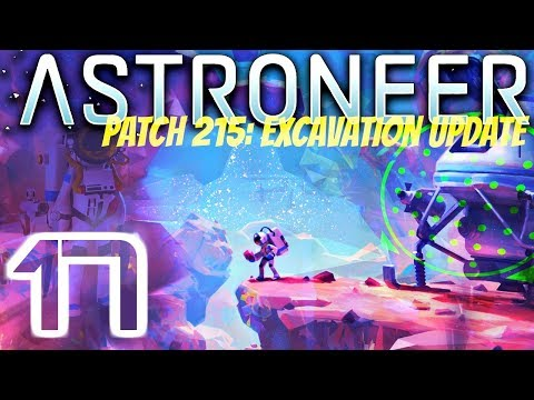 STARTING A NEW MAP ON EXOTIC ► Astroneer Patch 215 #17