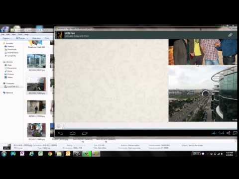 How To Send Images Or Videos From Laptop To Whatsapp