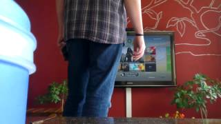 XBOX 360 Kinect Problems Zumba