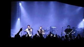 Yellowcard - Live concert at TMN Ao Vivo - Lisbon, Portugal (18 December, 2011)
