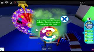 Spinning the Wheel/Prize wave #1/day 4/ 4th july!/ Roblox/ Royale High