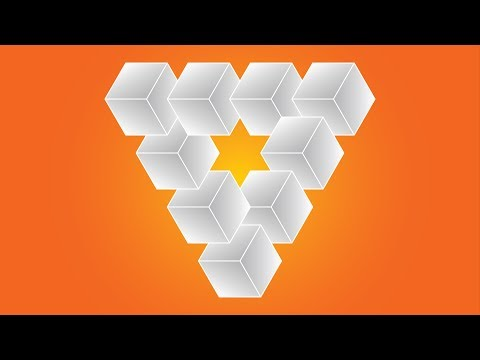 Best logo design | 3D logo design | Adobe illustrator tutorials | 002 thumbnail