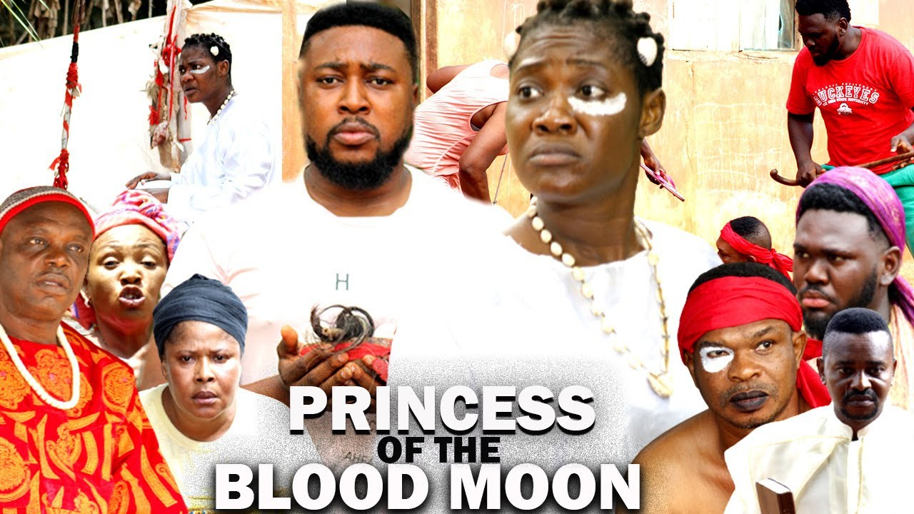 Download PRINCESS OF THE BLOOD MOON (NEW MERCY JOHNSON MOVIE)NONSA REX - 2021 LATEST NIGERIAN MOVIE NOLLYWOOD