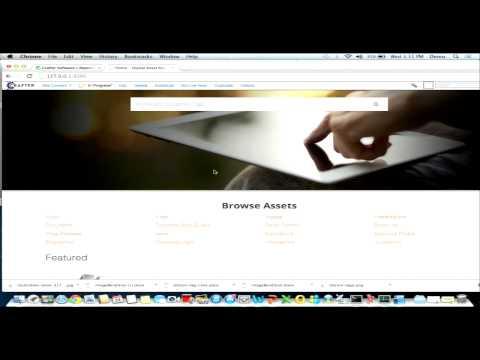 Alfresco Summit 2014: The Marketing Asset Center: A Comprehensive Solution for Marketing Productivit