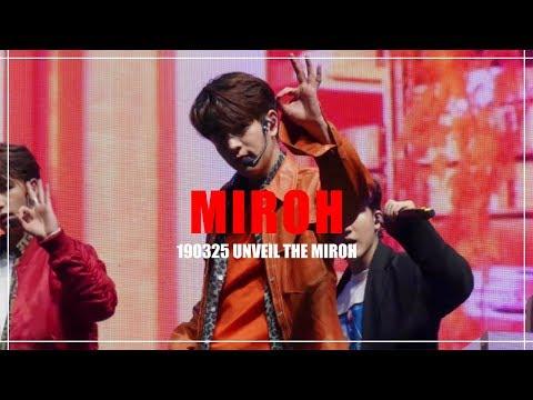 Cover Lagu 190325 스트레이키즈 UNVEIL THE MIROH