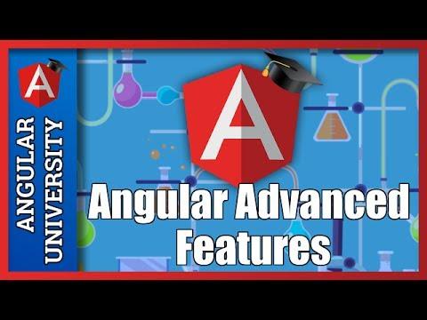 💥 Learn Several Angular Advanced Features - ng-template, ng ...