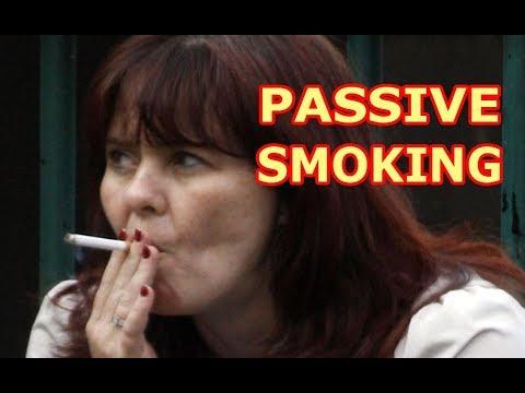 HOW DANGEROUS PASSIVE SMOKING ???