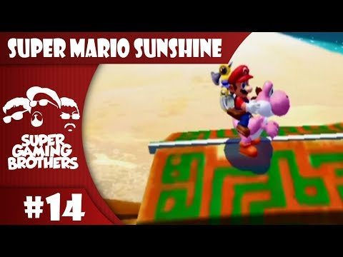 SGB Play: Super Mario Sunshine - Part 14 | Stop Stealing Things!