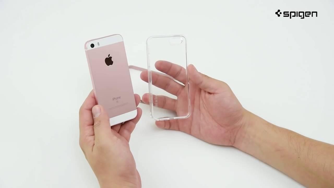 pretty nice e2b2a 7f184 Spigen Neo Hybrid Crystal Case for iPhone 5/5S/SE
