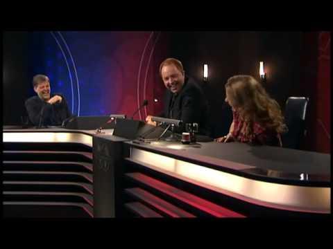 Vad kan Anders Jansson om musikaler? - Parlamentet (TV4)