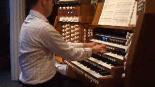 Mark Shepherd plays Vierne - organ