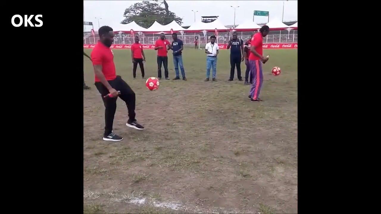 Download Okocha vs Kanu