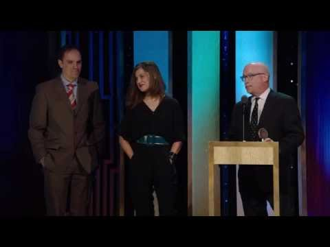 Alex Gibney - Going Clear - 2015 Peabody Award Acceptance Speech