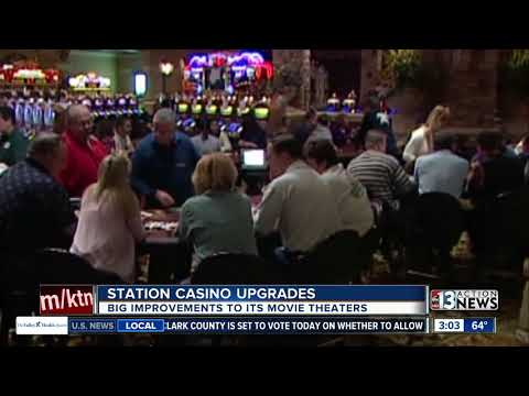 Station Casinos Announces Upgrades To Movie Theaters