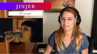 "Vocal Coach/Opera Singer FIRST TIME REACTION & ANALYSIS Jinjer ""Pisces"" (Live Session)"