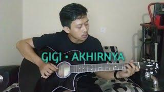 (Gigi) Akhirnya - Fingerstyle Guitar Cover | CepTeten