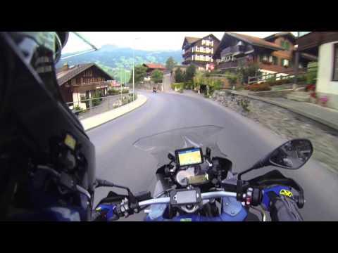 Alps Biking 2015