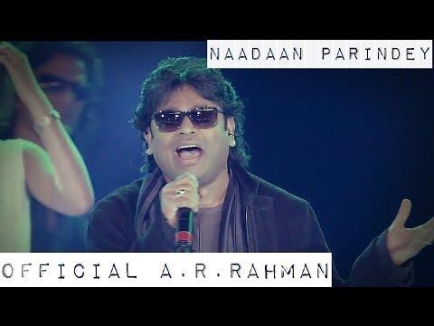 Rockstar | Naadaan Parindey | Official A.R.Rahman HD