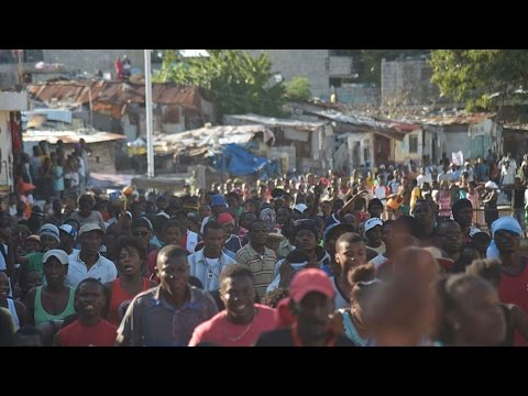 Protesters in Haiti Say Moise Victory Amounts to 'Electoral Coup'