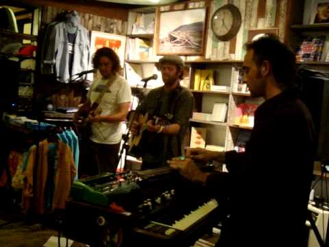 Neil Halstead -- Alison [14/15] LIVE at Mollusk Surf Shop, Venice Beach CA 5-8-2012