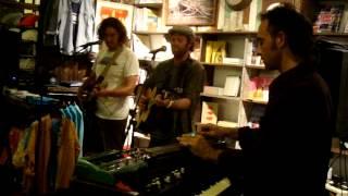 Neil Halstead -- Alison [14/15] LIVE @ Mollusk Surf Shop, Venice Beach CA 05-8-2012