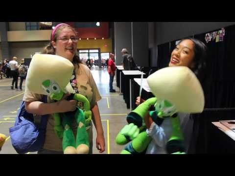 Meeting Shelby Rabara at CTcon 2017!