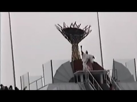 Nagano 1998 Olympic Winter Games  Opening Ceremony