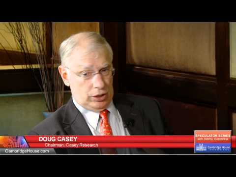 DOUG CASEY INTERVIEW - PART 1 of 3 - Cambridge House Speculator Series with Tommy Humphreys