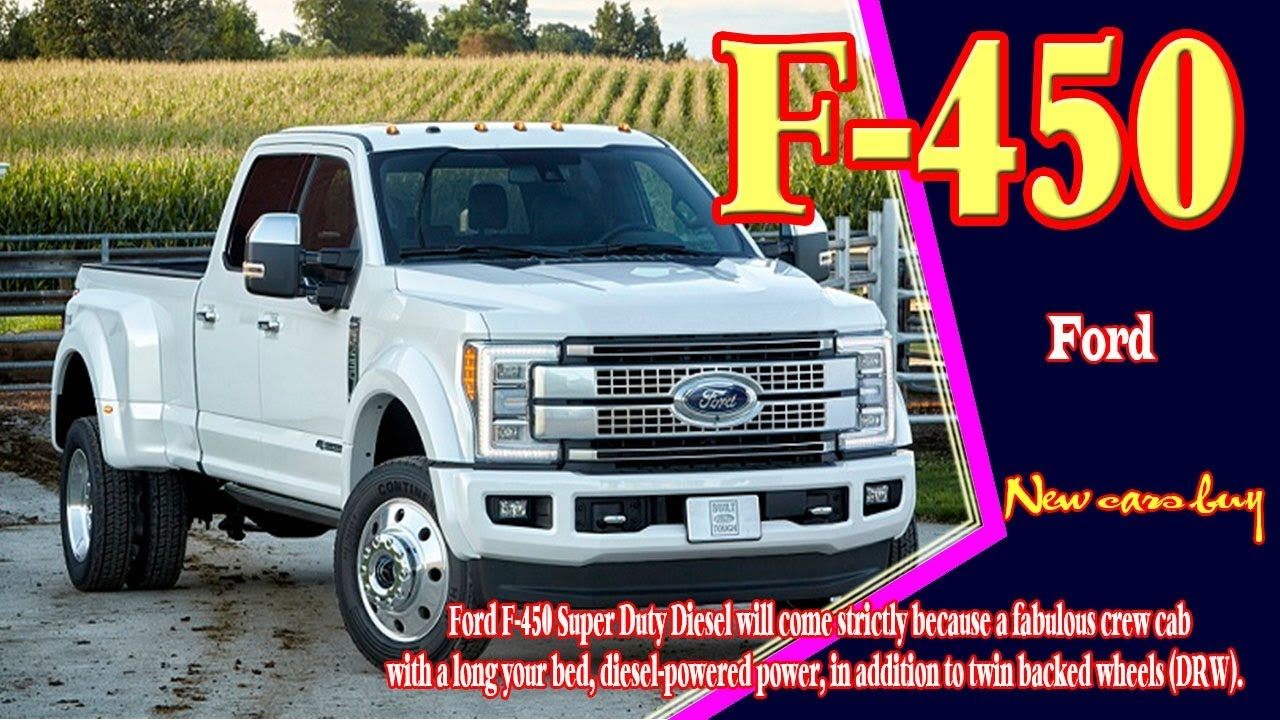 King Ranch Ford >> 2019 Ford F-450 | 2019 Ford F-450 Super Duty | 2019 Ford F-450 Diesel | 2019 ford f-450 limited ...