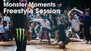 Najlepszy momenty na Freestyle Session 2016  by stance x UDEFtour.org