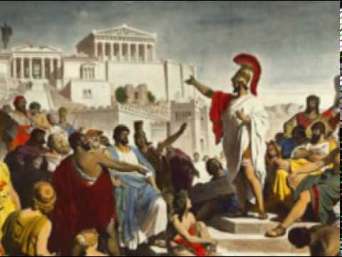pericles funeral oration speech