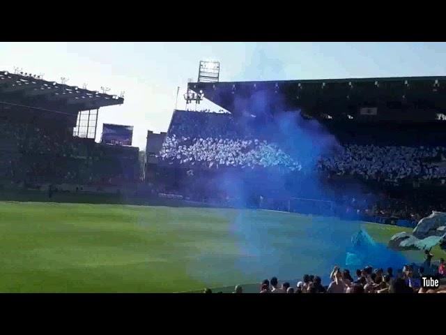 2017-2018 - Club Brugge-Standard - Sfeer Voor de Match