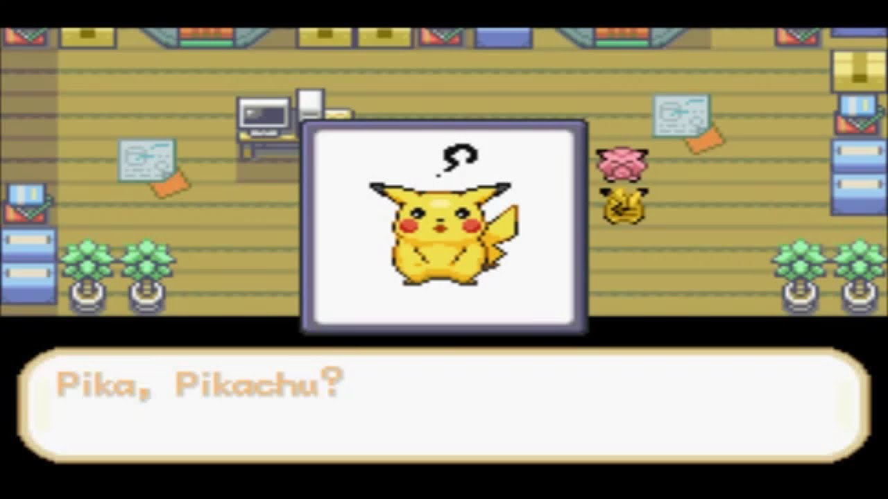 pokemon yellow gba rom