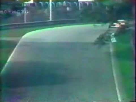 F1 GP Formula 1 1984 Italia Monza 8/10