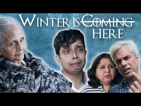 When Your Parents Start Watching Game Of Thrones Ft. Shayan | BuzzFeed India