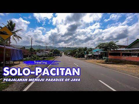 Perjalanan Solo-Pacitan Via Manyaran Dan Pracimantoro, Wonogiri
