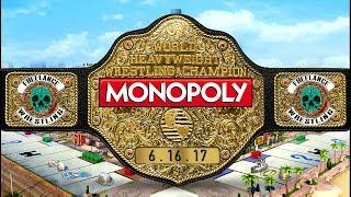 Monopoly World Championship: 2017 Edition ft. FREELANCE WRESTLING! (6-16-17 Celebration)