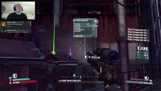 Borderlands General Knoxx Armory Run w/ Pearlescent Drop!!