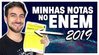 MINHAS NOTAS NO ENEM 2019 (Umberto Mannarino)