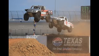 2018 Texas Motor Speedway - Stadium SUPER Trucks - CBS Sports Network