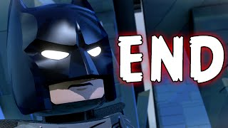 LEGO BATMAN 3 - BEYOND GOTHAM - PART 17 - THE END! (HD)