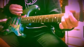 """【弾いてみた】サイダーガールの""""NO.2""""をギターで弾いてみた"""