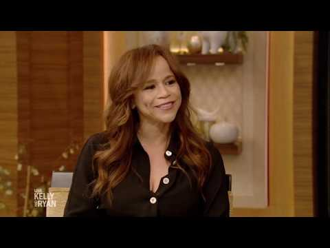 Rosie Perez Talks About Her Childhood in Brooklyn