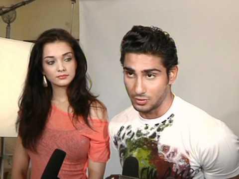 Bollywood World - Prateik Babbar And Amy Jackson Get Cosy ...